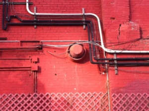 Pipes bricks