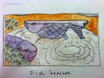 Fish benches